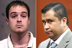 Shooter was fixated on George Zimmerman: cops